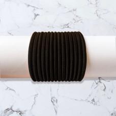 Haargummi schwarz